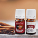 free young living essential oil sample