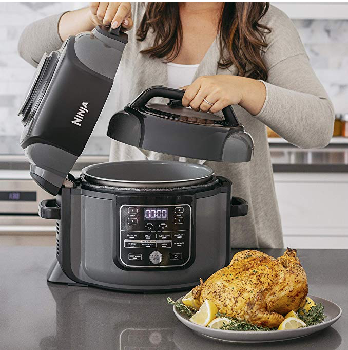 Today Only 8 Qt Ninja Foodi Pressure Cooker And Air Fryer Only