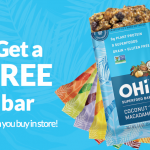 free superfood bar