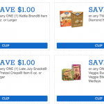 organic savings coupons