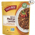 tasty bite madras lentils