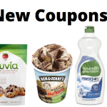 new organic coupons