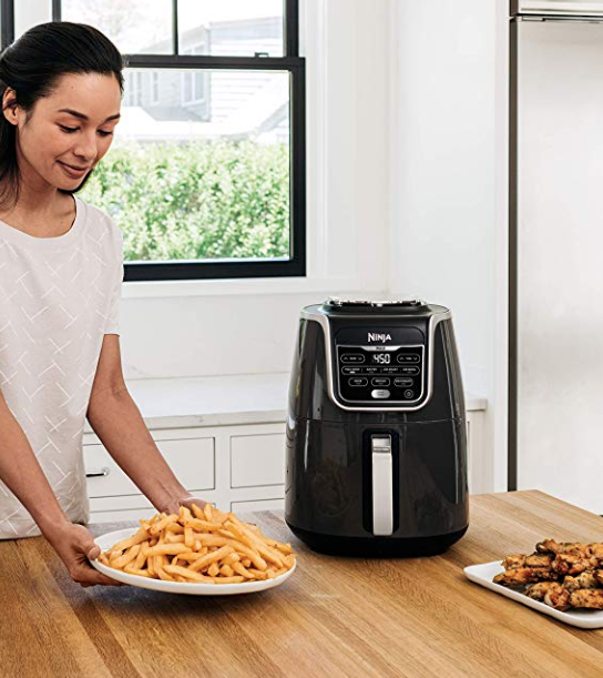 Ninja Xl 5 5 Qt Air Fryer Best Price Ever On Amazon All Natural