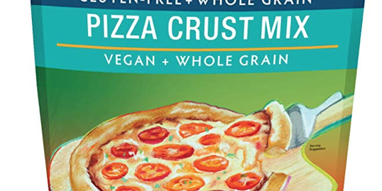 Pamela's Gluten and Dairy Free Whole Grain Pizza Crust Mix ...