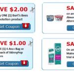 organic printable coupons 2021